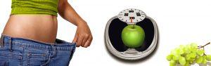 Die Kalorienbilanz und Diäten helfen beim Abspecken.