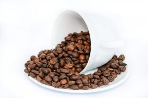 Fatburner. Koffein fördert den Stoffwechsel nachweislich.