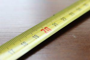 Fett messen kann man mit verschiedenen Methoden.