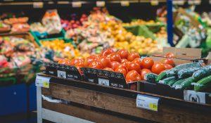 Obst und Gemüse stehen bei der TLC-Diät ganz oben auf dem Speiseplan.