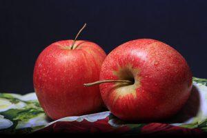 Auch ein gesunder Apfel enthält 4 Stück Würfelzucker.