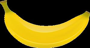 Die Snacks sollten maximal 100 kcal enthalten. Eine Banane mit 90 kcal ist also eine gute Snack-Variante für zwischendurch.