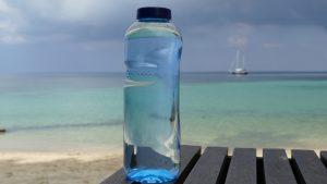 Genug Wasser sollte man nicht nur beim Sport trinken, sondern auch während der Diät.