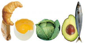 Anhand des Bluttestes werden Vorgaben über erlaubte Lebensmittel für den Speiseplan gemacht.