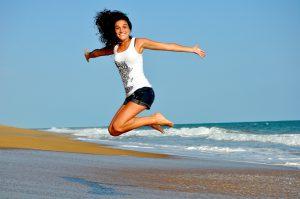 Die Fit For Fun Diät setzt auf Ernährung, Sport und Entspannung.