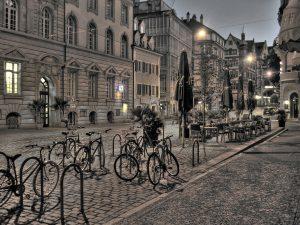 Abhängig vom Einsatzzweck gibt es unterschiedliche Fahrradtypen.