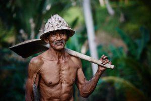 Wo werden die Menschen weltweit gesehen am ältesten?