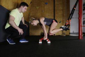 Wer grosse Muskelgruppen trainiert kann am schnellsten Fett abbauen.