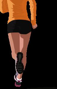 Richtig laufen hält fit und hilft beim Abspecken.