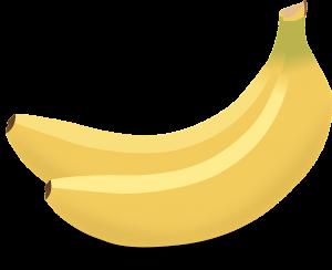 Abends essen, eine Banane und Joghurt eignen sich gut hierfür.