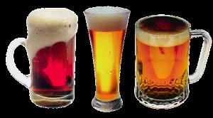 Ein alkoholfreies Bier kann dabei helfen Kalorien einzusparen.