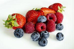Tipps für den Alltag, Beeren eigenen sich gut für eine Diät