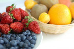 Gesund ernähren mit Obst und Gemüse ist nicht nur bei der Diät wichtig.