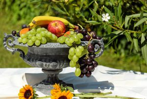 Vor dem Schlafengehen sollte man auf Obst verzichten.