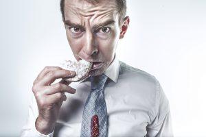 Wie man Hunger vermeiden kann beim Abspecken.