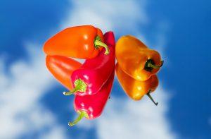 Gemüse unterstützt eine gesund Ernährung.