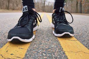 Fürs Joggen ist nicht nur das richtige Schuhwerk wichtig.