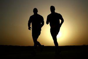 Was ist wichtig bei einer Diät? Neben der Ernährung auch ausreichen Bewegung.