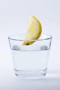 Um Verstopfungen zu vermeiden gilt es reichlich zu trinken.
