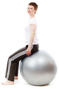 Auf Bewegung in Form von Sport wird auch geachtet beim 12-Wochen-Plan.
