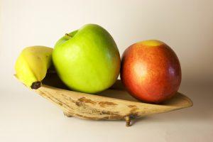 Nach Äpfeln essen die Deutschen am liebsten Bananen.
