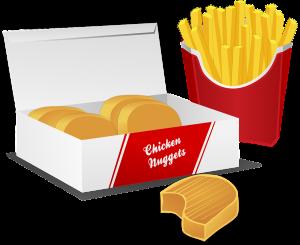 Abspecken durch Fast-Food wie geht das?