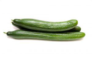 Salatgurken eigenen sich bestens für Diät-Drinks.