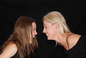 Abnehmöglichkeiten selbst durch Lachen kann man abnehmen.