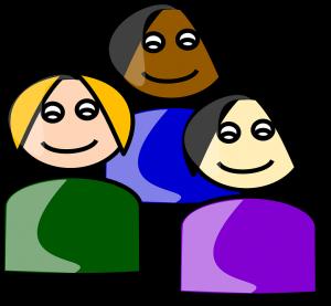 Gruppentreffen sind Bestandteil der Diät und sollen motivieren und Ratschläge geben.