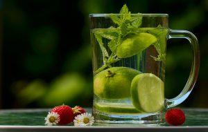Schlankwasser ist schmackhaft und kalorienarm.