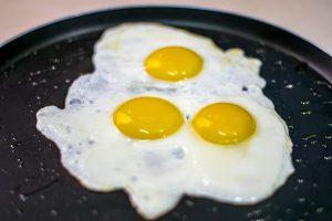 Die Eier-Diät setzt auf bis zu 25 Eier pro Woche.