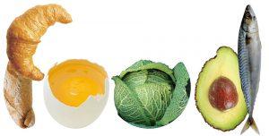 Eine gesunde ausgewogene und abwechslungsreiche Ernährung ist wichtig zum Abnehmen.
