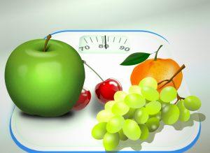 Die Ernährung nach Punkten erleichtert die Diät.