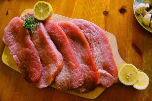 Bei der Humplik-Kur setzt man auf unrationalle Lebensmittel wie mageres Fleisch, Obst und Gemüse.