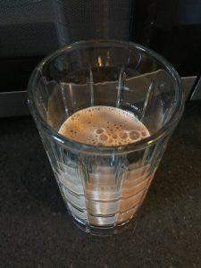 Bei der Reduform-Diät nimmt man Diätpulver in Form von Shakes zu sich.