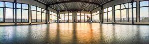 Ruckzuckfit ist ein Zirkeltraining in speziellen Fitnessstudios für Frauen.