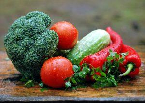 Gesunde Ernährung mit Mischkost ist auch fester Bestandteil der Diät.