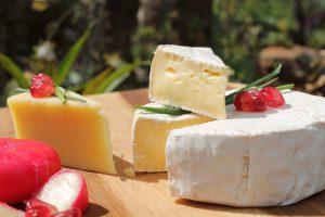 Mit Käse abnehmen, geht das?