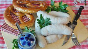 Kalorien Gerichte, manche Gerichte zählen als typisch regional.