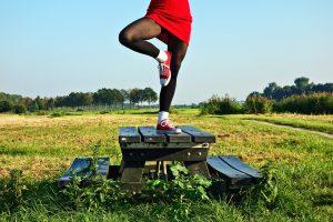 Übungen für Bauch, Beine, Oberschenkel und Po