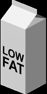 Bei LowFat verzichtet man beispielsweise auf fetthaltige Milch und Käse.