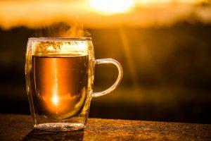 Wie man mit Tee abnehmen kann
