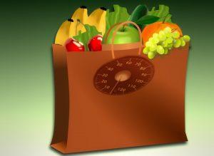 Eine gesunde Ernährung hilft beim Abnehmen.