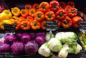 Antioxidantien aus frischem Obst und Gemüse werden für die Renewal Diet genutzt.