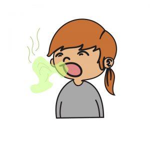 Die Ursachen für Mundgeruch sind vielfältig.