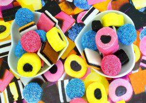 Süßigkeiten lösen bei einer Bulimie häufig die Fressattacken aus.