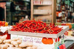 Chilis können beim Abnehmen helfen.