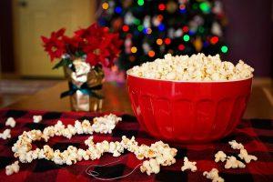 Gesundes kalorienarmes Popcorn lässt sich leicht selbst herstellen.