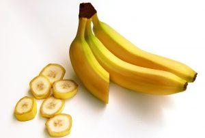 Schadstoffe in Lebensmitteln, Bananen können mit Pestiziden belastet sein.