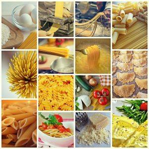 Wer Nudeln liebt, muss nicht auf sie bei einer Diät verzichten, dann Eiweiß-Nudeln.